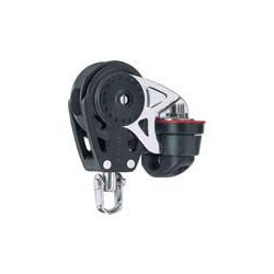 POLEA SIMPLE GIRATORIA MORDAZA 40mm HARKEN